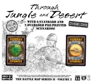 Memoir '44 :  Through Jungle and Desert